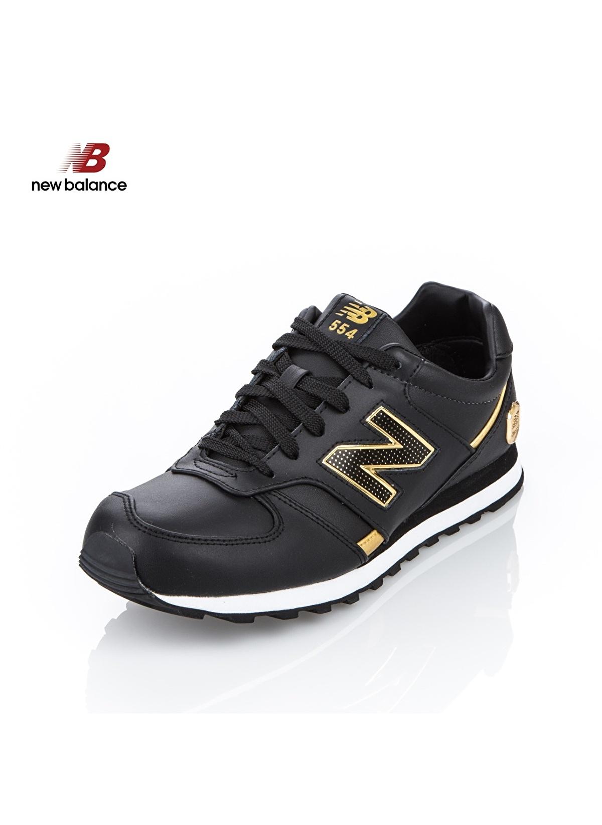new balance 554 siyah